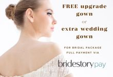 MARCH PROMO by Alissha Bride