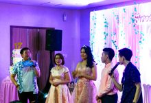 Sweet 17th Ozone Hotel PIK by SOUNDSCAPE - BOSE Rental Audio Professional
