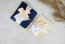 b-wallet packaging ribbon for David & elisabeth by Gemilang Craft
