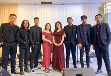 Wedding Gigs @ Gedung Pertemuan Kemnaker - 9 Februari 2020 by Samudra Music Entertainment