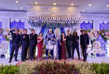 Wedding Gigs @ Gedung Pertemuan Kemnaker - 9 Februari 2020 by Samudra Music Entertainment