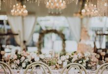Rachel & Jason by Sweetbella Florist & Decoration