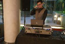 Wedding Reception of Anton & Shiera by DJ Perpi
