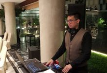 Wedding Reception of Anton & Shiera by DJ Perpi