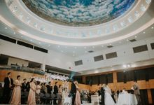 Simply and elegant wedding by Dome Harvest