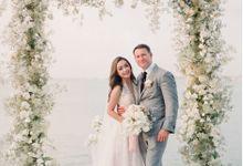 Joff and Alda Wedding by AVAVI BALI WEDDINGS