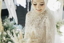 WEDDING OF FATIHARAYTA by VAIA