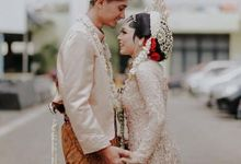 WEDDING OF FAQIH & NINGRA by VAIA