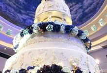 Wedding at Dome Harvest Lippo Karawaci by Dome Harvest