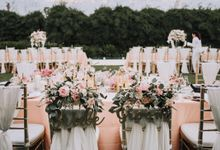 Cynthia & Chew by Sweetbella Florist & Decoration