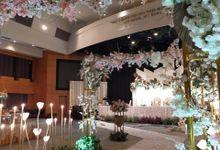 Wonderful Wedding Reception by Dome Harvest