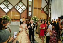 Wedding Of  Arjuna & Siska by Finest Organizer