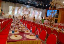 Combination  Traditional Tapanuli and Mixed Modern Wedding Reception by Dome Harvest