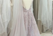 Lavender sister Dress by iLook ( Makeup & Couture )