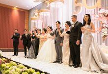 The Wedding of Stefanus & Debora by IKK Wedding Venue