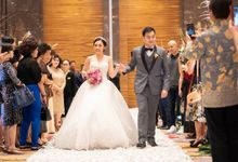 The Wedding of Stefanus & Debora by Skenoo Hall Emporium Pluit by IKK Wedding