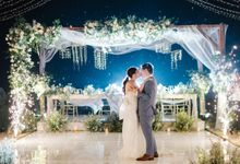Michael & Marhensia Wedding by Sweetsalt