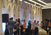 Wedding Discovery Ancol by SOUNDSCAPE - BOSE Rental Audio Professional