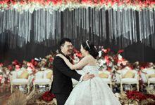 DANCE IT AWAY WITH HAPPINESS by  Menara Mandiri by IKK Wedding (ex. Plaza Bapindo)