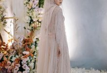 Wedding of Raeesa Shafiqa and Muhammad Julyanda by VAIA