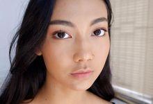 No Makeup Makeup Look - Sleepwear catalog by Natasya Gishelle Makeup Artist