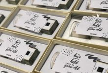 Customized Label by About Candle