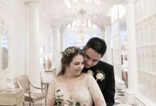 The wedding of Nathan & Christina by PRIVATE WEDDING ORGANIZER