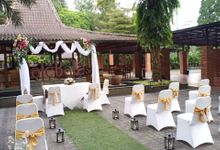 Wedding Showcase for New Normal Phase at Bale Bale Lounge - at Puteri Gunung Hotel by Puteri Gunung Hotel