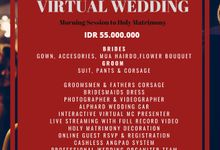 BEST VIRTUAL WEDDING OFFER by iLook ( Makeup & Couture )