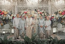 (NGUNDUH MANTU) SUNDANESE WEDDING OF IVAN & MITA by  Menara Mandiri by IKK Wedding (ex. Plaza Bapindo)