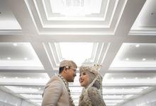 (NGUNDUH MANTU) SUNDANESE WEDDING OF IVAN & MITA by  Menara Mandiri by IKK Wedding (ex. Plaza Bapindo)