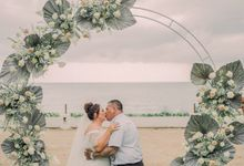 Intimate Wedding of Marcia & Tommy by Bali Wedding Atelier