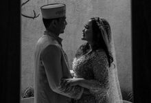 The Wedding of Nabila and Febri by Azila Villa