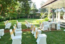 Wedding Showcase at Arkamaya Heritage - Cibodas by Arkamaya Heritage