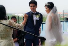 Holy Matrimony Andrew & Jeanice by Grand Mercure Surabaya City