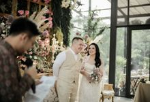 THE WEDDING OF SHABRINA & LUTHFI by Amorphoto