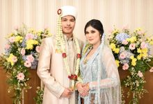 Akad Nikah Shahnaz & Anis by Diamond Weddings