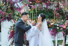 Yolani & Yoshi Wedding by Sweetsalt