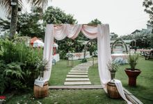 Wedding at Mesco Resort by Ros Catering Service