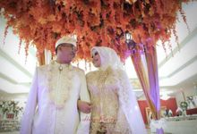 The Wedding of Fita & Yoga by Ros Catering Service
