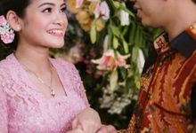 The Engagement of Juwita Maritsa & Aul Hernoto by Ros Catering Service