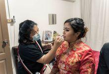 Valenrina & Leo❤️ by Aoi's Makeup Artistry