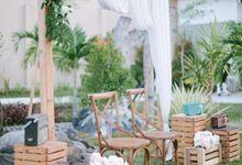 Puspa & Bimo Wedding by Stylized by Atalya