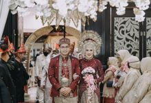 Fachri & Febby by Grand Slipi Convention Hall