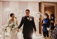 Mandarin Oriental - Yohannes Celine by Matteo Wedding Organizer