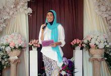 ENGAGEMENT - Pertunangan - Khitbah (DINI dan ATHAR) by MC Najibah Fauzi