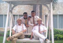 wedding at Aston Denpasar by Real Love Band