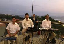 Pertamina Event,wedding in aston canggu,and etc by Real Love Band