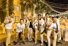 wedding at Aston Denpasar by Real Love Band