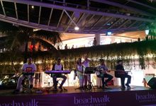Beachwalk Bali by Real Love Band
